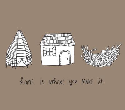 Il luogo che per noi è casa